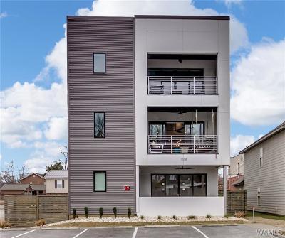 Tuscaloosa Single Family Home For Sale: 1038 14th Avenue #2