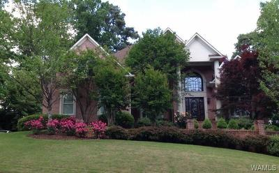 Tuscaloosa Single Family Home For Sale: 1911 Kingsgate Drive