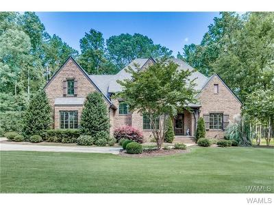 Tuscaloosa Single Family Home For Sale: 10348 Watermelon Road