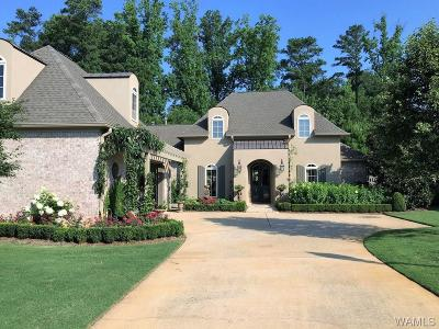 Tuscaloosa Single Family Home For Sale: 1760 Vista Drive