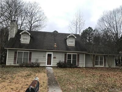 Tuscaloosa Single Family Home For Sale: 6310 37th Court NE