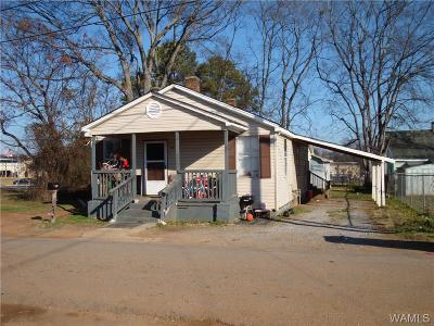 Tuscaloosa Single Family Home For Sale: 2940 Short 16th Street