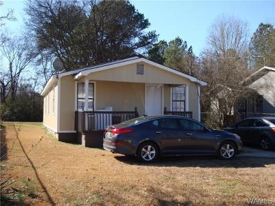 Tuscaloosa Single Family Home For Sale: 44 Washington Square