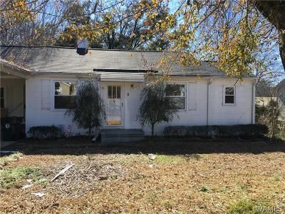 Tuscaloosa Single Family Home For Sale: 2 Arlington Drive