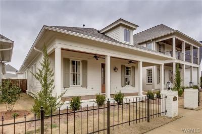 Tuscaloosa Single Family Home For Sale: 5384 Anna Lane