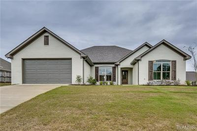 Tuscaloosa Single Family Home For Sale: 505 Remington Circle #20