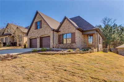Tuscaloosa Single Family Home For Sale: 52 Crete Circle