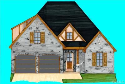 Tuscaloosa Single Family Home For Sale: 2 Crete Circle