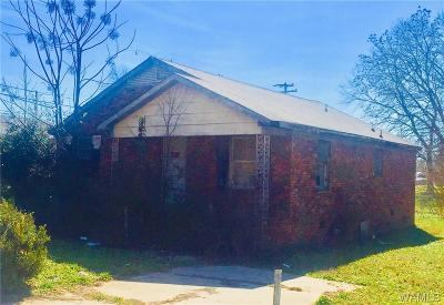 Tuscaloosa Single Family Home For Sale: 3101 Elm Street