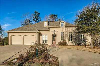 Tuscaloosa Single Family Home For Sale: 18 Signal Hill Circle