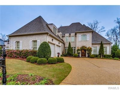 Tuscaloosa Single Family Home For Sale: 2495 Beacon Hill Parkway