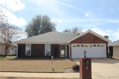 Tuscaloosa Single Family Home For Sale: 721 Weatherby Drive