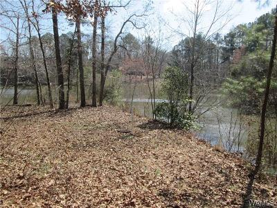Tuscaloosa Residential Lots & Land For Sale: 63 Hidden Cove