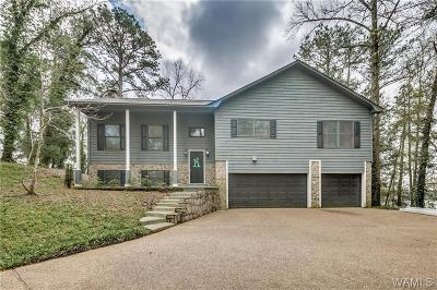 Northport Single Family Home For Sale: 15385 Choctaw Trail