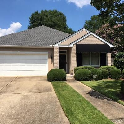 Tuscaloosa Single Family Home For Sale: 233 Placid Lane