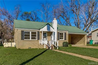 Tuscaloosa Single Family Home For Sale: 55 Sahama Village