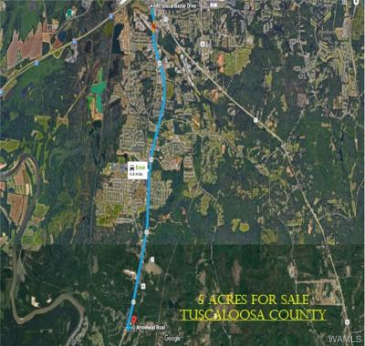 Tuscaloosa Residential Lots & Land For Sale: 0000 Old Greensboro Road
