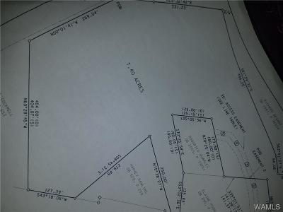 Tuscaloosa Residential Lots & Land For Sale: Upper Hull Road