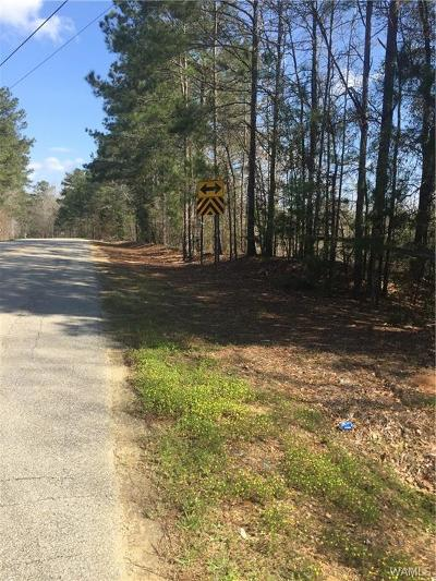 Coker Residential Lots & Land For Sale: 12959 Mt. Olive Road