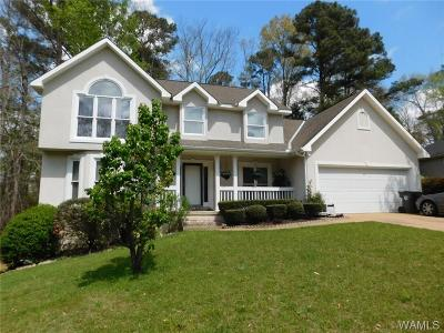 Tuscaloosa Single Family Home For Sale: 11 Oakchase