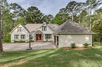Tuscaloosa AL Single Family Home For Sale: $969,900
