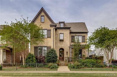 Tuscaloosa Single Family Home For Sale: 5502 Anna Lane
