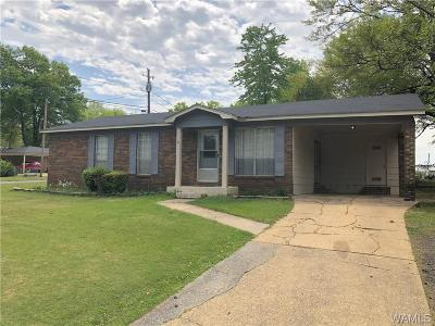 Single Family Home For Sale: 3903 31st Street