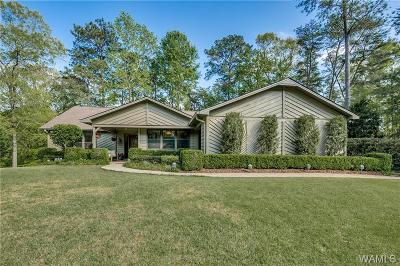 Tuscaloosa Single Family Home For Sale: 7121 Windward Avenue NE