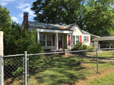 Tuscaloosa Single Family Home For Sale: 32 Arlington Drive
