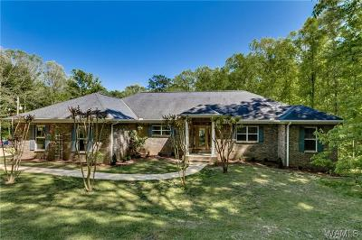 Northport Single Family Home For Sale: 14277 Frank Lary Road