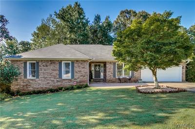 Tuscaloosa Single Family Home For Sale: 18 Oak Chase