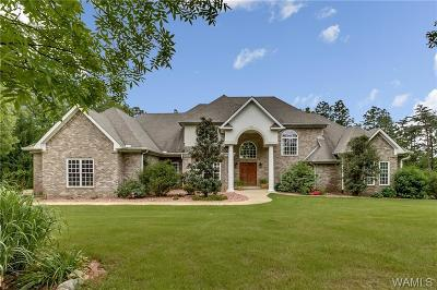 Tuscaloosa Single Family Home For Sale: 14494 Dee Cunningham Road
