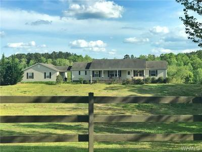 Single Family Home For Sale: 1614 Camp Branch Road