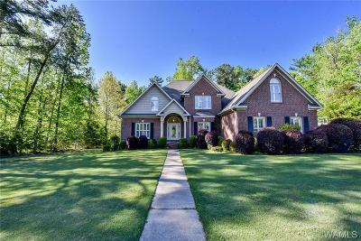 Tuscaloosa Single Family Home For Sale: 4040 Triple Crown Circle
