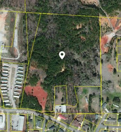 Tuscaloosa Residential Lots & Land For Sale: Jug Factory Road