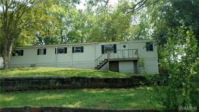 Tuscaloosa Single Family Home For Sale: 36th Ave NE