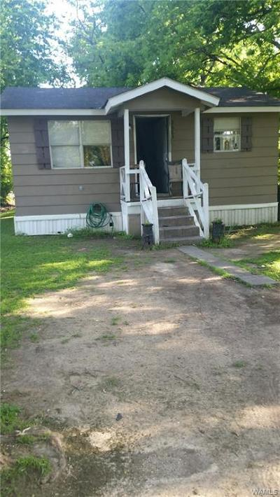 Tuscaloosa Single Family Home For Sale: 2622 22nd Street