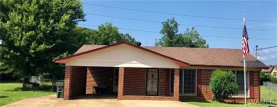 Tuscaloosa Single Family Home For Sale: 6 Oak Ridge