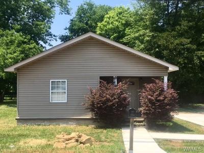 Tuscaloosa Single Family Home For Sale: 1414 Kicker Road