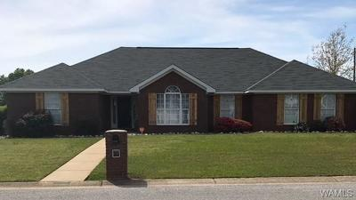 Tuscaloosa AL Single Family Home For Sale: $249,995