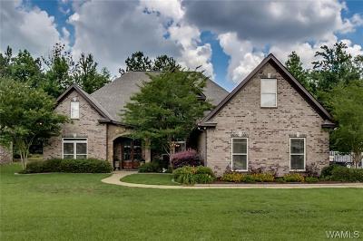 Tuscaloosa AL Single Family Home For Sale: $459,900