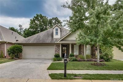 Tuscaloosa AL Single Family Home For Sale: $339,000