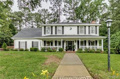 Tuscaloosa Single Family Home For Sale: 2305 Brandon Pkwy Parkway