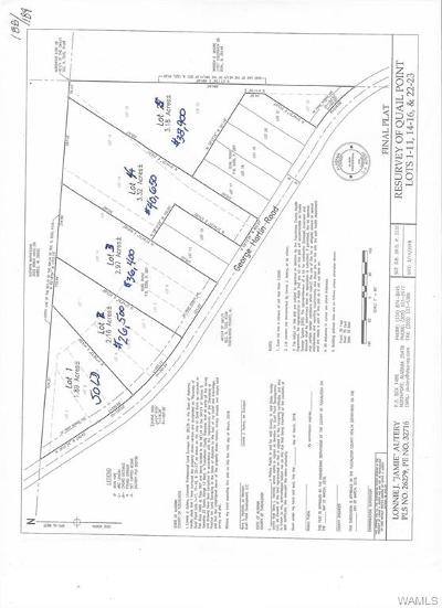Buhl Residential Lots & Land For Sale: Lot 3 George Hartin Road