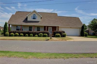 Tuscaloosa Single Family Home For Sale: 11 18th Street