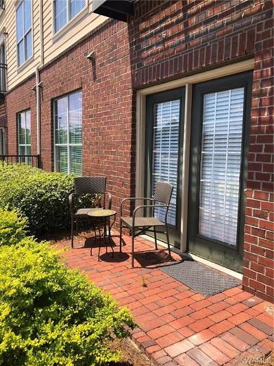 Tuscaloosa Single Family Home For Sale: 1901 5th Avenue E #1107