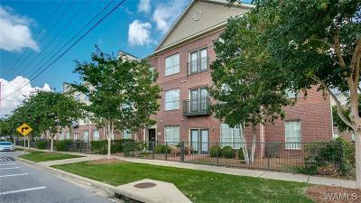 Tuscaloosa Single Family Home For Sale: 1901 5th Avenue E #1103