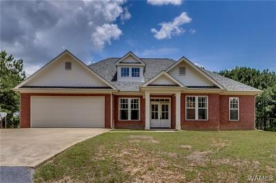 Vance Single Family Home For Sale: 18648 Crisstown Road
