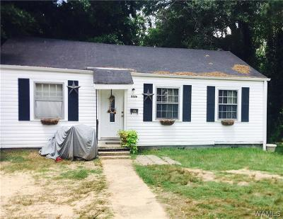 Northport Single Family Home For Sale: 2526 27th Avenue