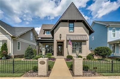 Tuscaloosa Single Family Home For Sale: 5379 Courtney Avenue